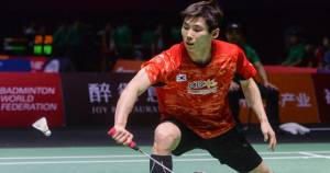 Diwarnai Banyak Diving Save, Son Wan Ho Juara Hong Kong Open - JPNN.COM