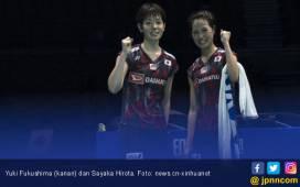 Tampil Seksi, Yuki / Sayaka Juara di Hong Kong Open 2018 - JPNN.COM