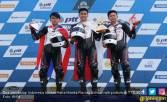 2 Pembalap Indonesia Kibarkan Merah Putih di Thailand - JPNN.COM