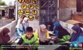Warga Makin Kreatif Menghias Kampung - JPNN.COM