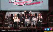 Honda CB150R Sinden Sabet Juara Final Battle HMC 2018