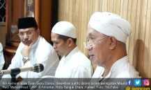 Isyarat Kiai Asmuni Dukung Jokowi - Ma'ruf