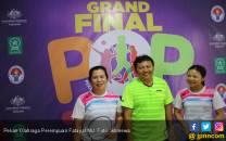 Dua Tim Perwosi Unggul di Grand Final POP Fatayat NU - JPNN.COM