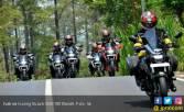 Suzuki GSX150 Bandit Uji Ketangguhan Ratusan Kilometer - JPNN.COM