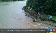 Bocah 8 Tahun Tewas Tenggelam di Sungai Sebagut