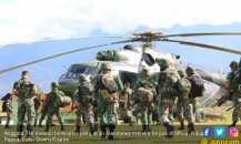 Jenazah Prajurit TNI Korban Penembakan KSB Diterbangkan ke Timika