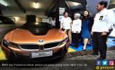BMW dan Pertamina Dirikan Stasiun Pengisian Mobil Listrik - JPNN.COM
