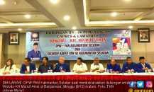 PAN Kalsel Ogah Dukung Prabowo, TKD Melapor ke Kiai Ma'ruf