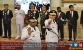 Wan Thamrin dan Rohidin Mersyah Sah jadi Gubernur - JPNN.COM