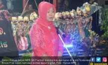 Cepot Ikut Mensosialisasikan Empat Pilar, Meriah!