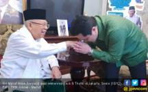 Kiai Ma'ruf Amin Tidak Punya Persiapan Khusus - JPNN.COM