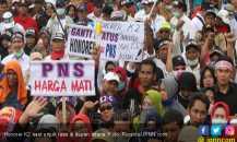 Pentolan Honorer K2:  Ayo Gugat UU ASN dan Turunannya