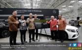 Mercedes Benz C-Class Kembali jadi Rebutan Nasabah PaninBank - JPNN.COM