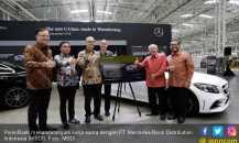 Mercedes Benz C-Class Kembali jadi Rebutan Nasabah PaninBank