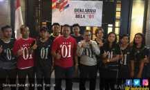Anak Muda Solo Deklarasi Dukung Jokowi Satu Periode Lagi