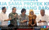 Menkeudan Menteri PUPR RI Resmikan Proyek KPBU SPAM - JPNN.COM