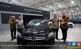 Mercedes Benz C-Class Baru Rakitan Lokal Kian Mumpuni - JPNN.COM