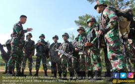 Baku Tembak, KKB Langsung Bakar Anggota yang Tewas - JPNN.COM
