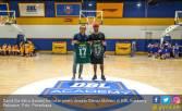 Ketika Legenda Indonesia Ajari Bomber Persebaya Main Basket - JPNN.COM