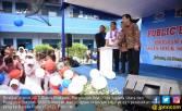 CSR JICT Meresmikan Green Dock School Ke-8 - JPNN.COM