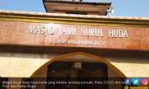 Geger! Pemuda Bakar Musala dan Masjid di Tanah Sareal Bogor