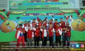 Timnas Wushu Raih 4 Emas pada ASEAN University Games 2018 - JPNN.COM