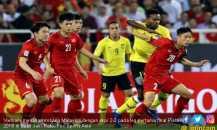 Tahan Malaysia, Vietnam Selangkah Lagi Juara Piala AFF 2018