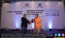 Roadshow Seminar SDGs di 5 Kota Berakhir di Surabaya