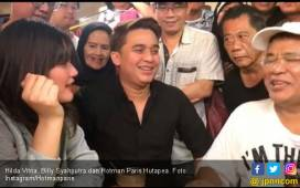Hilda Vitria Kesal, Hotman Paris: Saya Tidak Undang Anda - JPNN.COM