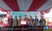 AHM Lanjutkan Pendidikan Vokasi Industri ke SMKN 3 Kaltara - JPNN.COM