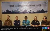 Industri Jangkar Pacu Pengembangan Kawasan Sains & Teknologi - JPNN.COM