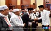 Tiba di Aceh, Jokowi Langsung Temui Ulama - JPNN.COM