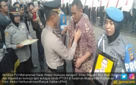 Brigadir Eko dan Bripda Dori, Kalian Merusak Citra Polri - JPNN.COM