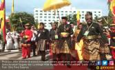 Temui Pendukung, Jokowi Sebut Prabowo - Sandi Unggul di Riau - JPNN.COM
