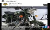 Begini Cara Kang Emil Merawat Motor Kesayangannya - JPNN.COM