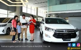 Beli Mobil Toyota di Akhir Tahun, Hanya Rp 73 Ribuan - JPNN.COM