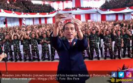 Presiden Pastikan Prajurit TNI Terima Kenaikan Tunjangan - JPNN.COM