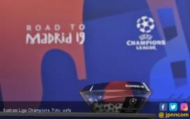 Undian 16 Besar Liga Champions: MU Vs PSG, Atletico Vs Juve - JPNN.COM