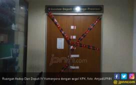 KPK Segel Ruangan Deputi dan Asdep IV Kemenpora - JPNN.COM