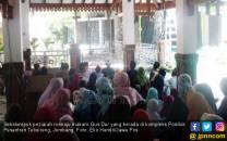 Peziarah Makam Gus Dur tak Hanya dari Jawa tapi juga Aceh - JPNN.COM