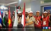 4 Teknisi Honda Bidik Gelar Terbaik Asia-Oceania - JPNN.COM