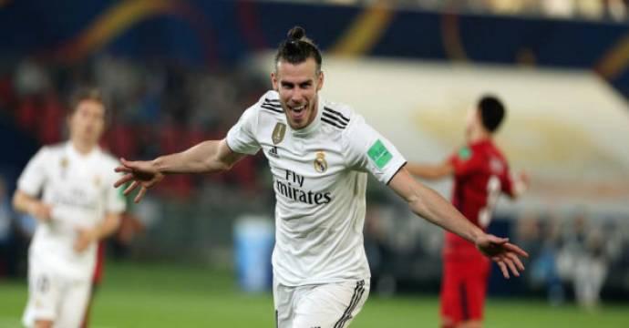 Gareth Bale. Foto: Marca