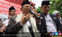 Jokowi Ulang Tahun, Kiai Ma'ruf: Semoga Sehat Selalu dan Terus Berjuang untuk Bangsa