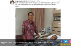 Ya Ampun, Ustaz Tengku Ikut Sebar Hoaks KH Said Aqil Sakit? - JPNN.com