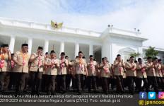 Dilantik di Istana, Pak Buwas Resmi Pimpin Pramuka - JPNN.com