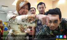 Usai Pemilu Bu Risma Minta Warga Surabaya Lapang Dada