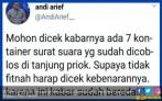 Andi Arief Petinggi Demokrat, Masa Tidak Tahu Jadwal? - JPNN.COM