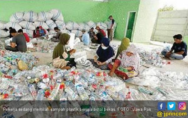 Ini Solusi Jitu Untuk Tangani Masalah Sampah Plastik - JPNN.com