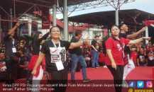 Mbak Puan Goyang Rakornas PDI Perjuangan