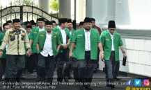 Gus Yaqut Boyong Pengurus Ansor ke Istana Temui Pak Jokowi
